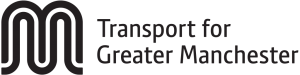 This image has an empty alt attribute; its file name is TfGM-Logo-300x75.png