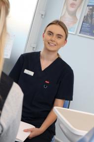 Photo of Bury College Dental Nurse