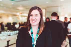 Photo of GM Apprenticeship Ambassador, Marie Homer - Wigan CCG
