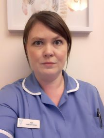Photo of nursing Apprentice from Bury College